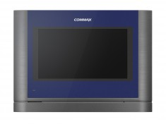 Видеодомофон Commax CDV-704MA Blue + Dark Silver